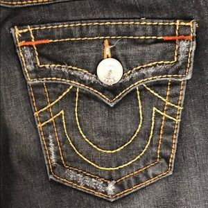 EUC True Religion Joey Big T Jeans sz 27